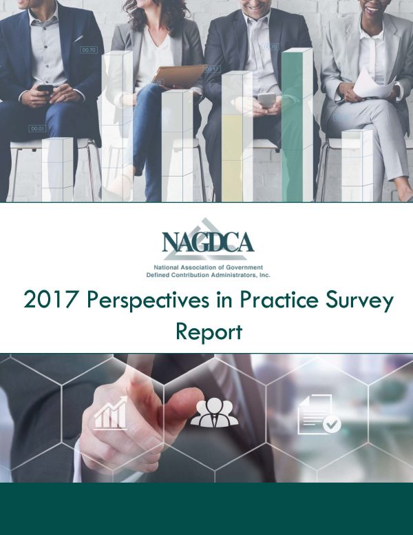 NAGDCA 2017 Perspectives In Practice Detailed Report