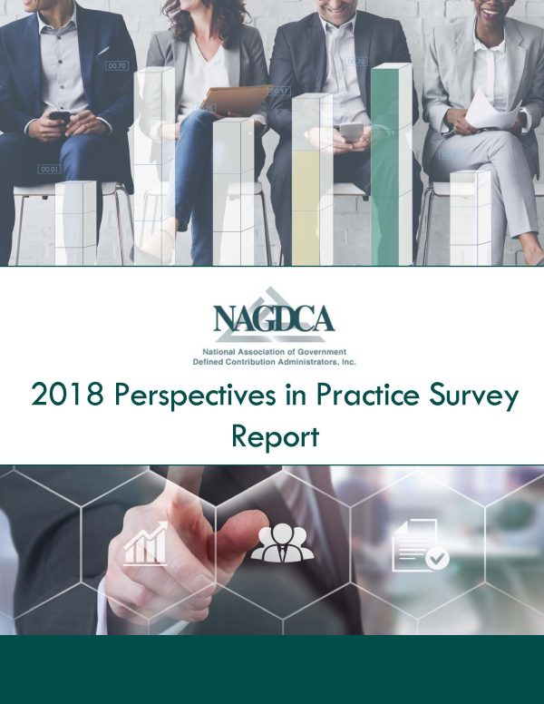 NAGDCA 2018 Perspectives In Practice Survey Summary Report