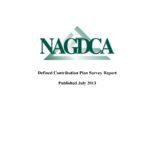 NAGDCA 2013 Survey II National Report