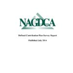 NAGDCA 2014 Survey II Detailed Overall Survey Results
