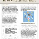 The RFP Process...Checks and Balances