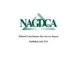 NAGDCA 2015 Survey II National Report