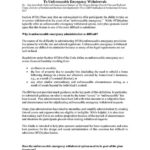457(b) Plan Administrator's Guide to Unforeseeable Emergency Withdrawals
