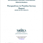 NAGDCA 2016 Perspectives In Practice Detailed Report