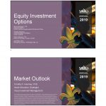 Equity Investment Options