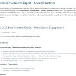 Success Metrics Resource Digest