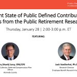 The Current State of Public Defined Contribution Plans: Findings from the Public Retirement Research Lab