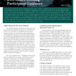 DOL Issues Missing Participant Guidance