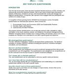 Template Questionnaires - Evaluate views, practices, policies, and initiatives of investment management firms